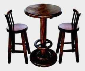 酒吧桌椅01